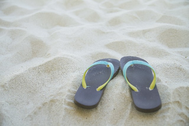 beachsandal