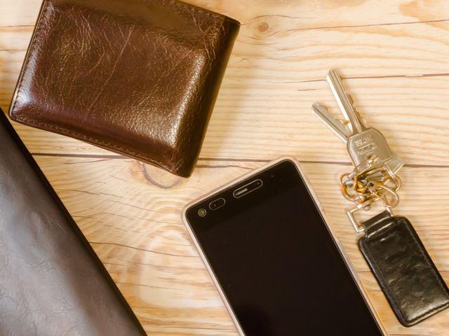 持ち物を減らす生活!ミニマリスト志向男性の持ち物に財布はいらない?!